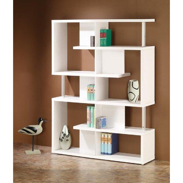 Geometric Bookcase By Latitude Run