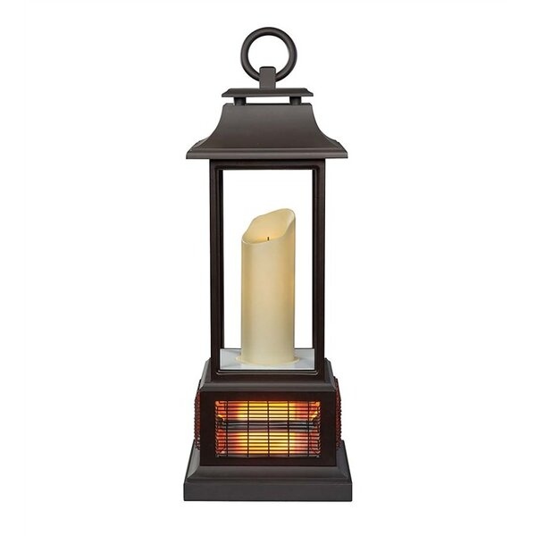 Outdoor Infrared Electric Tower Heater by Plow & Hearth