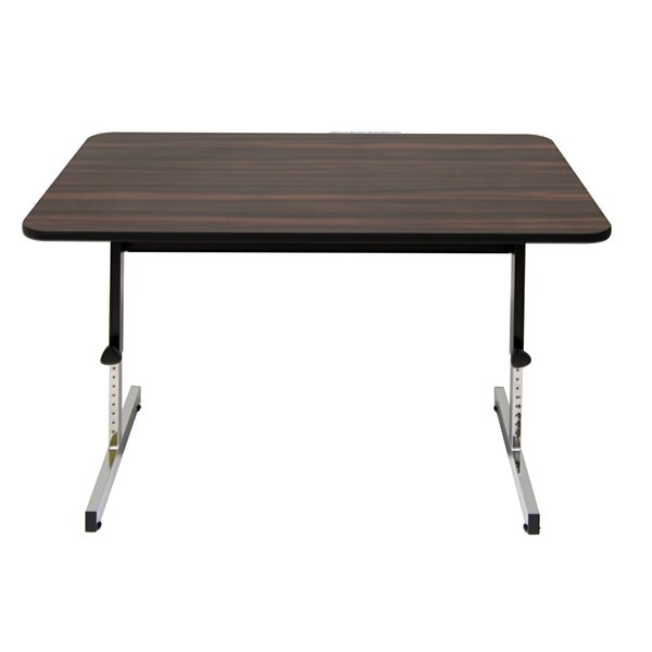 Wood Writing Desk by Symple Stuff