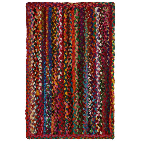Hand-Loomed Multi Color Area Rug by St. Croix