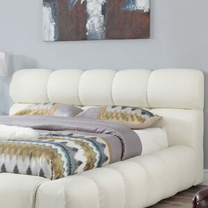 Acacia Upholstered Panel Headboard by ACME Furniture