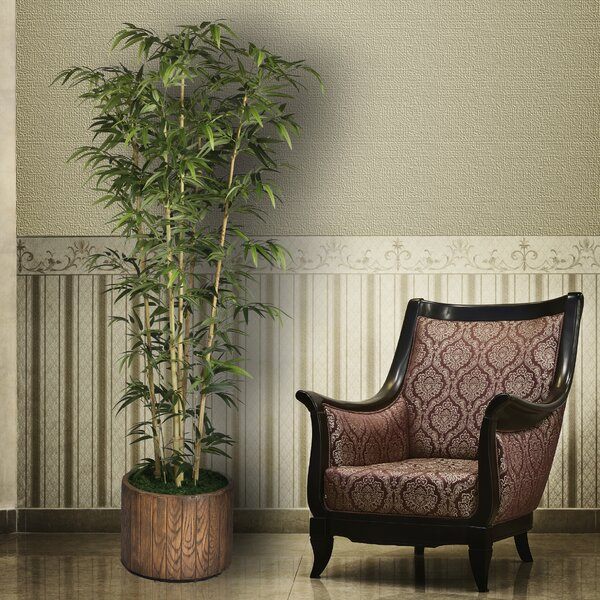 Floor Bamboo Tree by Wildon Home ®