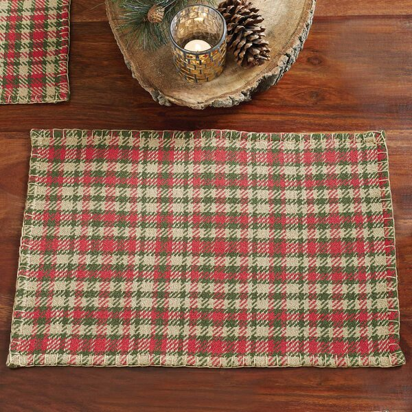 Stillwater Placemat (Set of 6) by Loon Peak