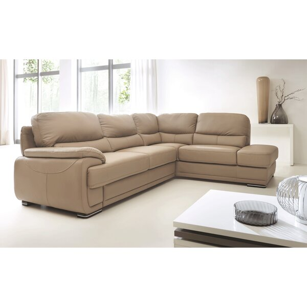 Oneman Right Hand Facing Sleeper Sectional By Orren Ellis