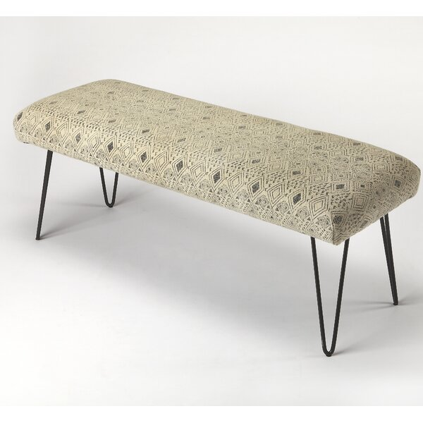 Jackson Upholstered Bench by Ivy Bronx