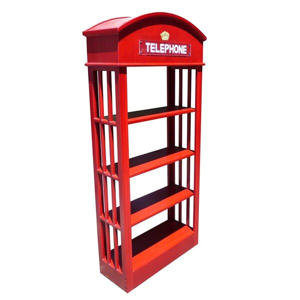Howden London Telephone Etagere Bookcase By Red Barrel Studio