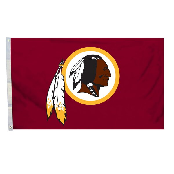 NFL Jumbo Polyester 4 x 6 ft. Flag by Team Pro-Mark