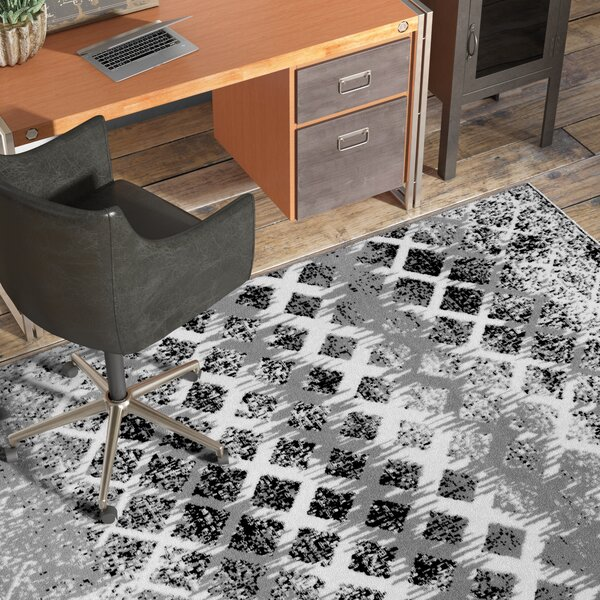Fort Garland Gray Area Rug by Trent Austin Design