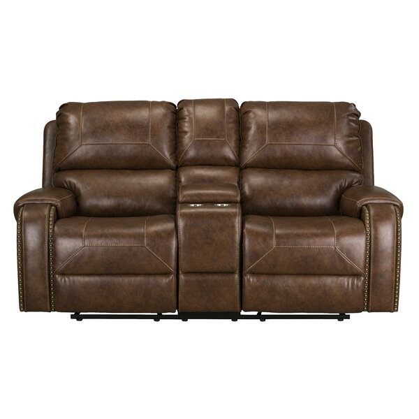 University Reclining Loveseat by Loon Peak