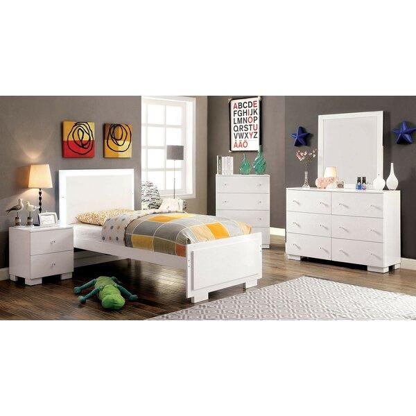 Francesca Configurable Bedroom Set by Harriet Bee