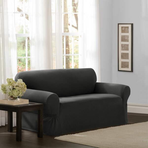 Darby Home Co Loveseat Slipcovers
