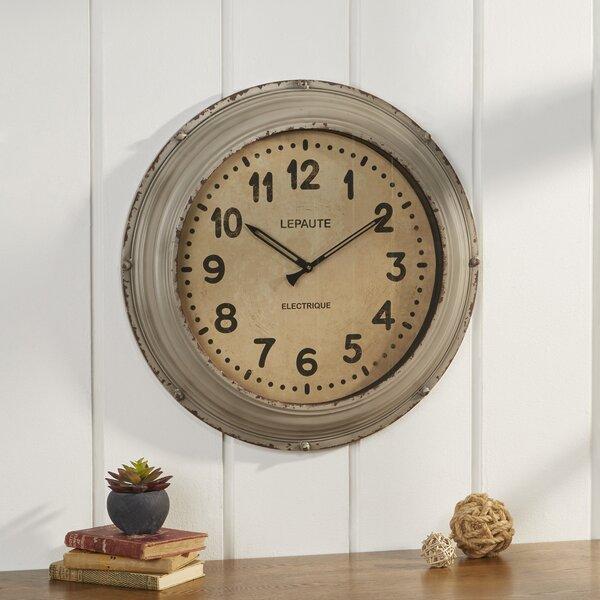 La Mer Wall Clock by Birch Lane™