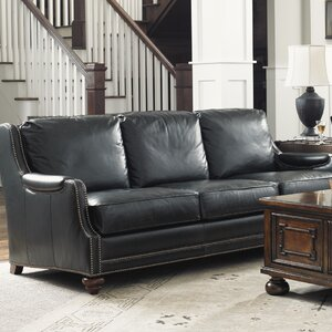 Coventry Hills Leather Sofa by Lexington