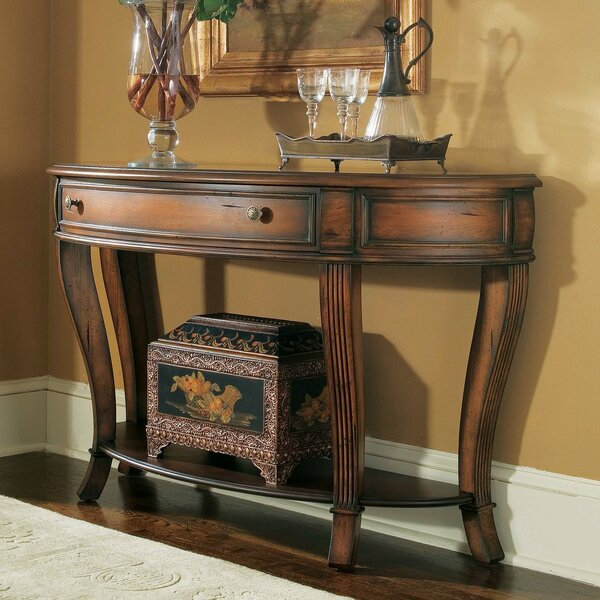 Brookhaven Console Table by Hooker Furniture