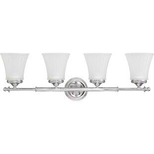 Find Hinde 4-Light Vanity Light By Charlton Home
