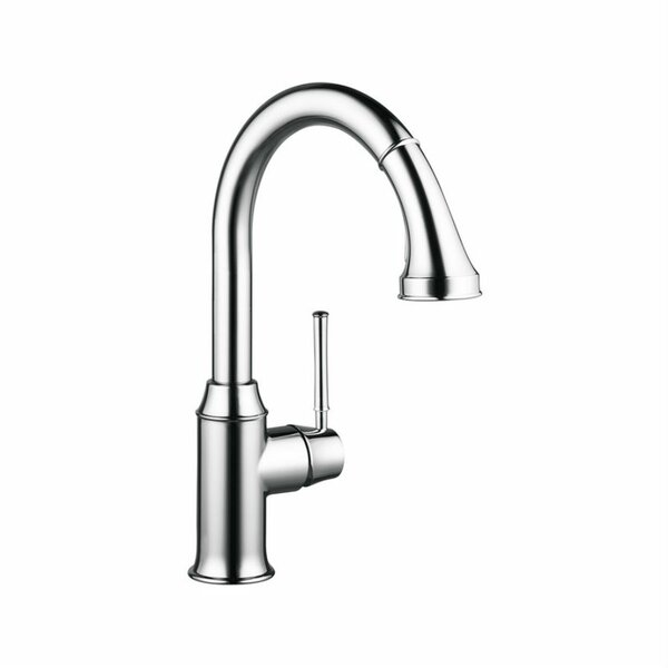 Talis C Single Handle Kitchen Faucet by Hansgrohe