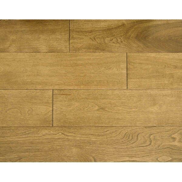 Auburn 4-3/4 Solid Maple Hardwood Flooring in Maple by Alston Inc.