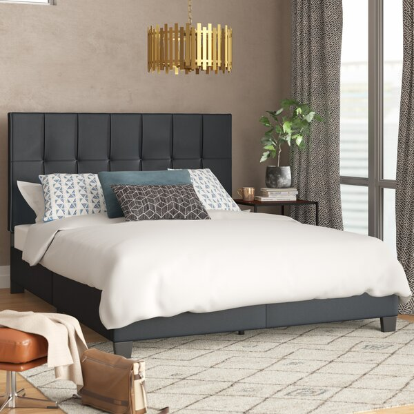 Bedford Queen Upholstered Platform Bed by Ivy Bronx