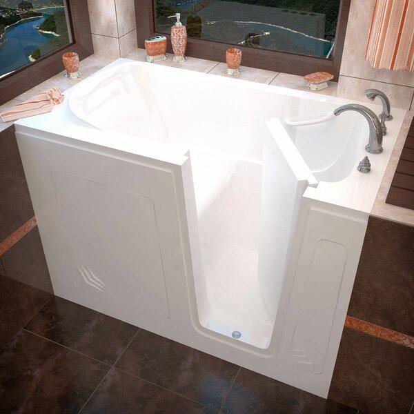 Beuna Vista 54 x 30 Soaking Bathtub by Therapeutic Tubs