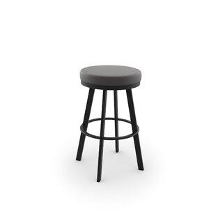 Ebern Designs Salerno 24 Quot Bar Stool Wayfair