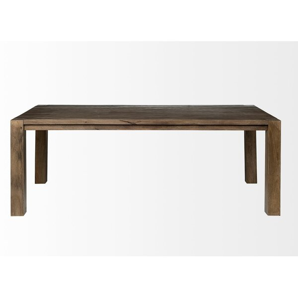 Gumbranch Solid Wood Dining Table by Foundry Select
