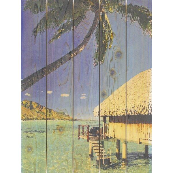 Tropic Paradise Photographic Print by Gizaun Art