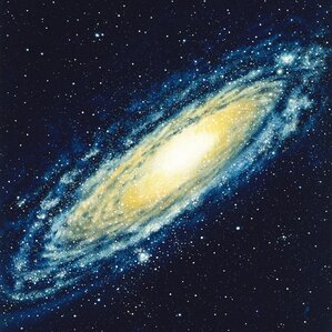 National Geographic Galaxy Wall Mural Part 82