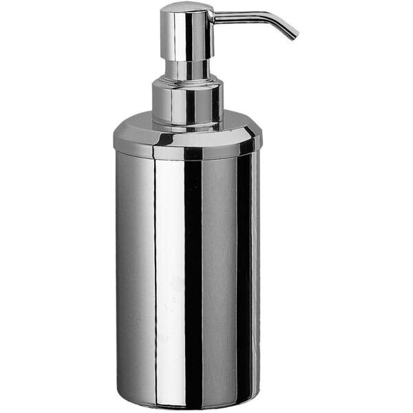 Soler Pump Soap & Lotion Dispenser by Orren Ellis