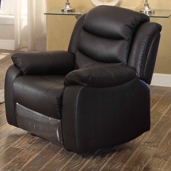 Bennett Manual Rocker Recliner by AC Pacific