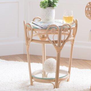 Rosana Side Table by Bayou Breeze