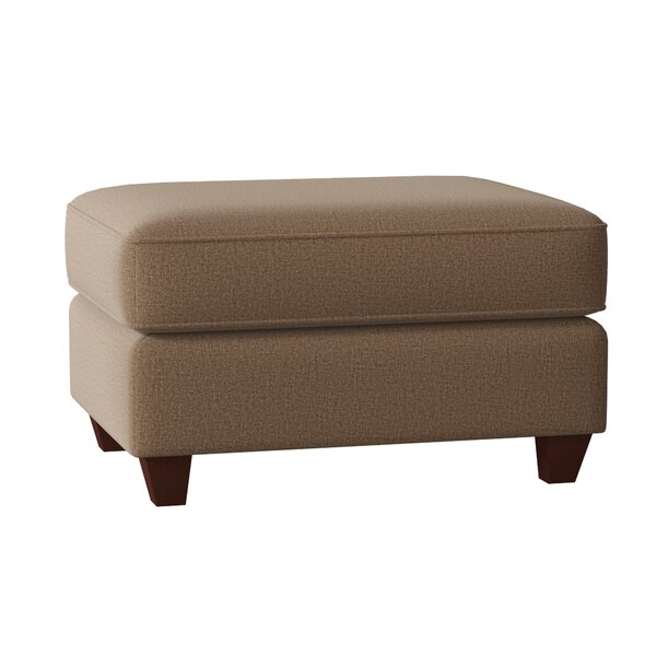 Incline Fabric Ottoman by Craftmaster
