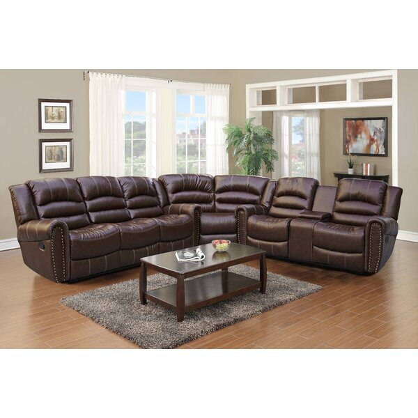 Stroh Reclining Sectional by Red Barrel Studio