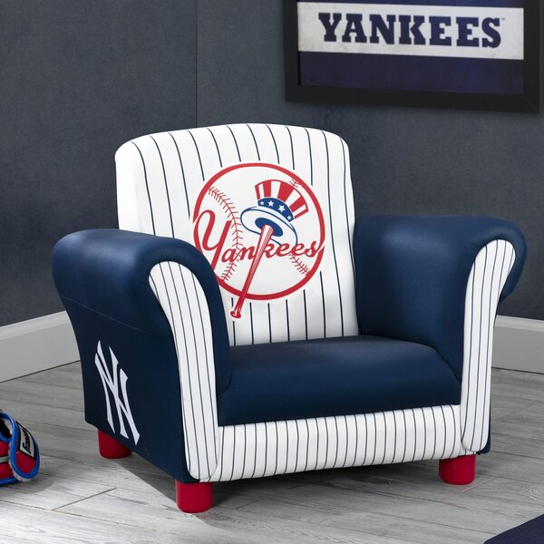 MLB York Yankees Kids Chair by Delta Children