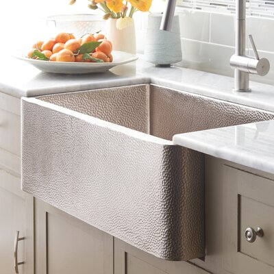Native Trails Kitchen Sink Brushed Nickel Kitchen Utility Sinks