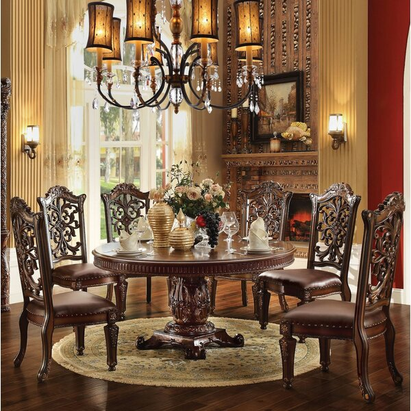 Syreeta 7 Pieces Dining Set by Astoria Grand