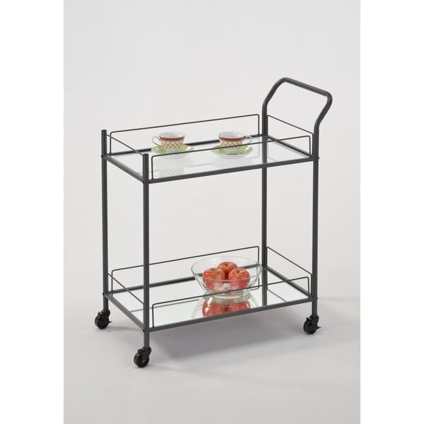Dwain Bar Cart By Symple Stuff