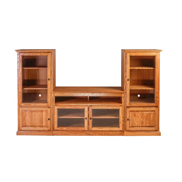 Odom Traditional Entertainment Center by Loon Peak