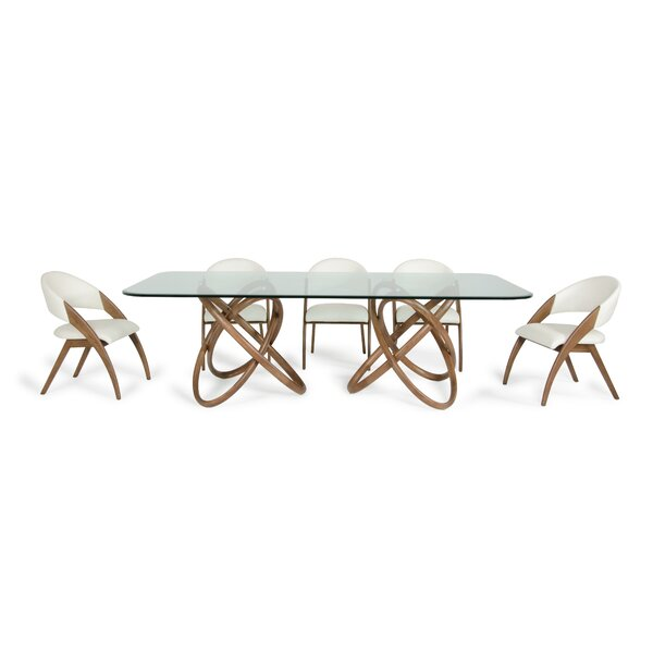 Canyonville 9 Piece Dining Set by Orren Ellis