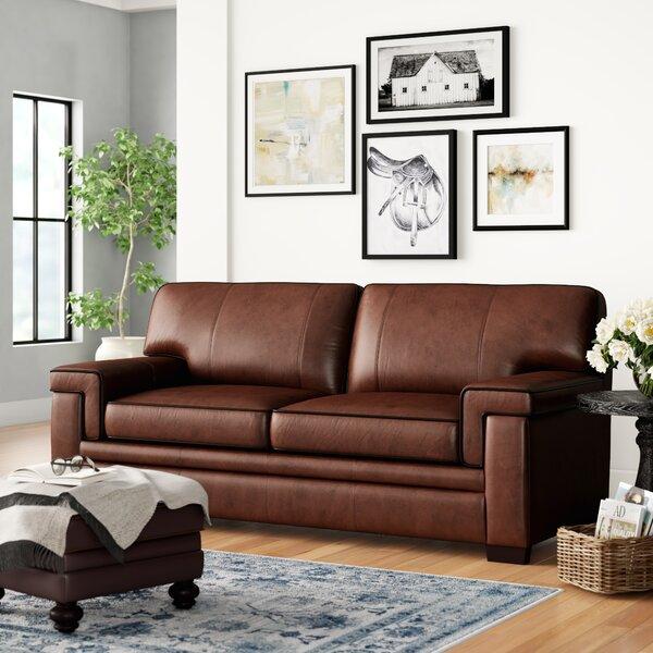 Three Posts Leather Furniture Sale