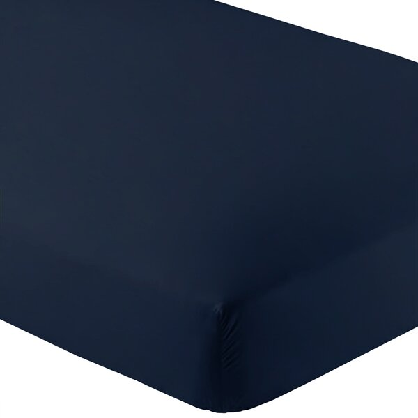 Ultra-Soft Luxury Microfiber Fitted Sheet by Alwyn Home