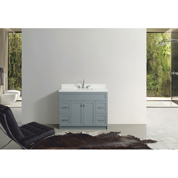 Westman 43 Single Bathroom Vanity Set by Winston Porter