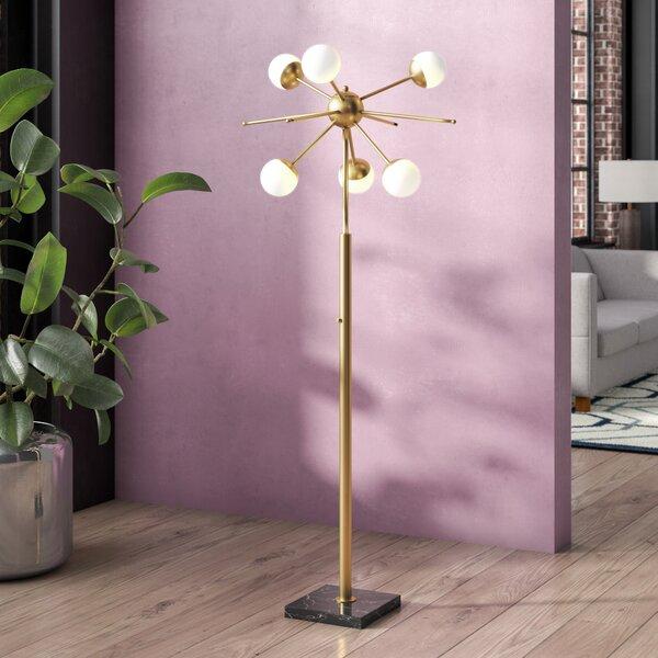 Reginald 63.5 Floor Lamp by Langley Street