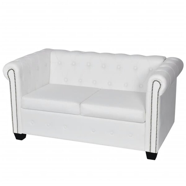 Barwin Chesterfield Loveseat By Charlton Home