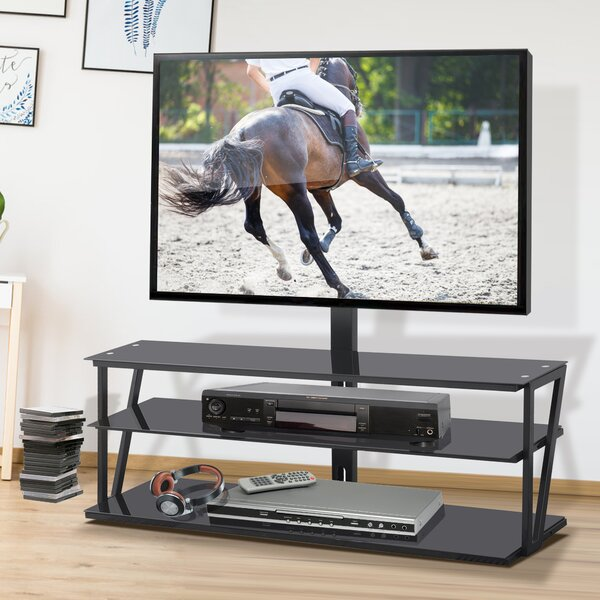 Review Aliyssa TV Stand For TVs Up To 65