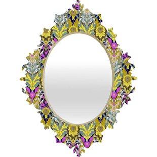 East Urban Home Baroque Accent Mirror