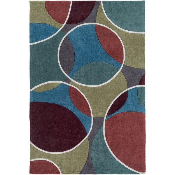 Millington Hand-Tufted Area Rug by Latitude Run