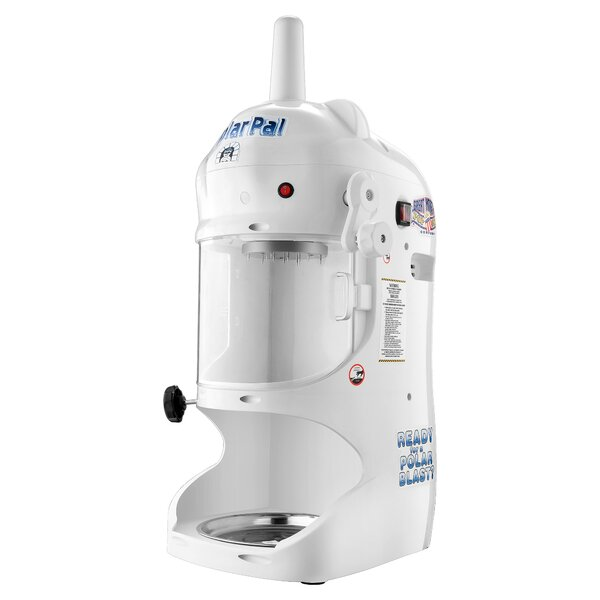 Great Northern Polar Pal Block Ice Shaver and Snow Cone Maker by Great Northern Popcorn