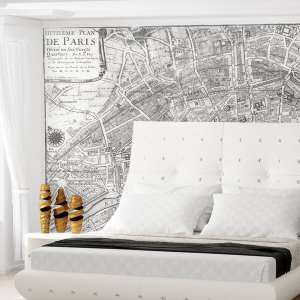 Paris Wall Mural by Swag Paper