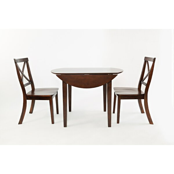 Dunster 3 Piece Dining Set by Alcott Hill