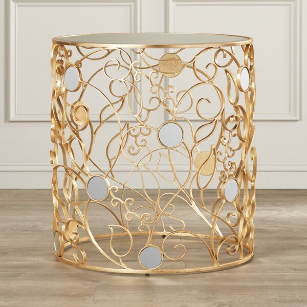 Roslindale End Table by House of Hampton